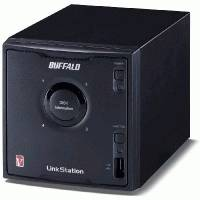 Buffalo LinkStation Pro Quad LS-QV8.0TL/R5-EU