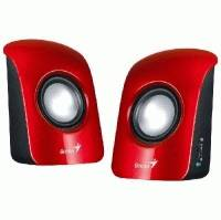 Genius SP-U115 Red