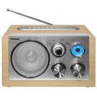 Telefunken TF-1638U Light Wood
