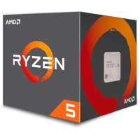 Процессор AMD Ryzen 5 1400 BOX
