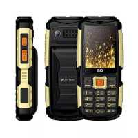 BQ 2430 Tank Power Black-Gold