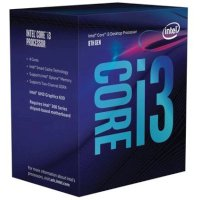 Intel Core i3 8100 BOX