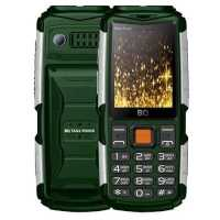 BQ 2430 Tank Power Green-Silver