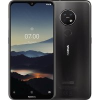 Nokia 7.2 64GB Black