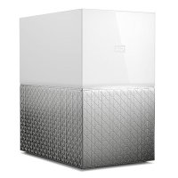 Сетевое хранилище WD My Cloud Home Duo WDBMUT0040JWT-EESN